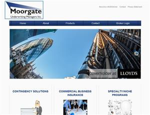 Moorgate Underwriting Managers